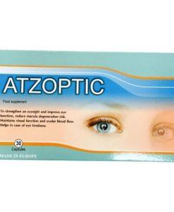 Atzoptic hỗ trợ bổ sung vitamin và khoáng chất cho mắt 30 viên