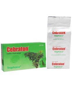 Cebraton hỗ trợ hoạt huyết dưỡng não hộp 50 viên