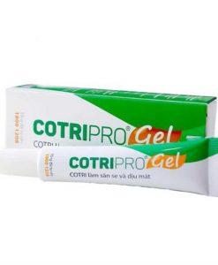 Cotripro Gel hỗ trợ cải thiện tình trạng trĩ tuýp 10 gam