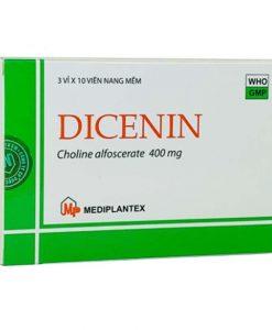 Dicenin hỗ trợ điều hòa hoạt huyết dưỡng não, bổ não hộp 30 viên