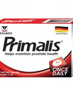 Primalis hỗ trợ điều trị phì đại tuyến tiền liệt