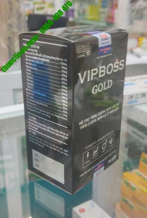 [GIÁ GỐC] VIPBOSS 1H tăng cường sinh lý hộp 30 viên
