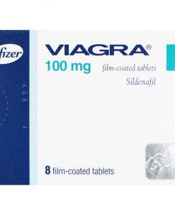 [GIÁ GỐC] VIAGRA 100MG hỗ trợ điều trị liệt dương hộp 4 viên