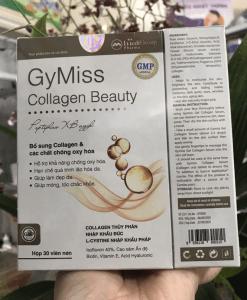 [GIÁ GỐC] GyMiss Collagen Beauty bổ sung collagen lọ 30 viên
