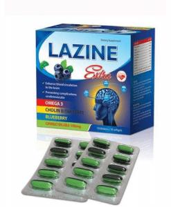 Lazine Extra hoạt huyết dưỡng não