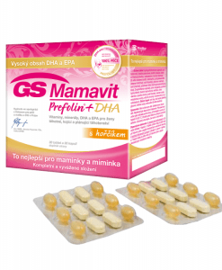 GS Mamavit Prefolin+DHA vitamin cho bà bầu