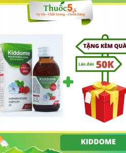 [GIÁ GỐC] Kiddome nâng cao sức đề kháng cho bé chai 100ml