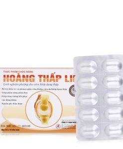 [GIÁ GỐC] Hoàng Thấp Linh hỗ trợ phòng ngừa viêm khớp hộp 30 viên