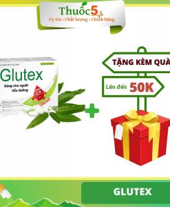 [GIÁ GỐC] Glutex hỗ trợ ổn định đường huyết hộp 30 viên