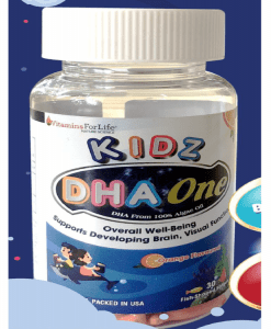 KIDZ DHA ONE bổ sung DHA và vitamin cho trẻ nhỏ