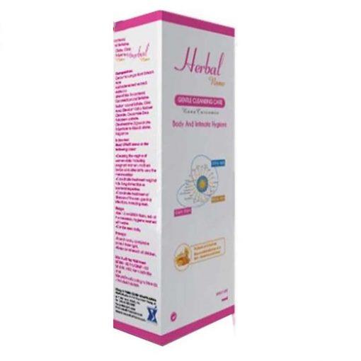 [GIÁ GỐC] Gel Vệ Sinh Phụ Nữ Herbal Nano cho phụ nữ chai 105ml