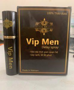 [GIÁ GỐC] VIP MEN hỗ trợ cải thiện sinh lý nam chai xịt 10ml